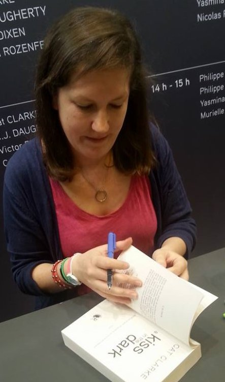 Photo du Salon du Livre 2016