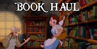 Book Haul Mars 2016
