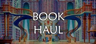 Book Haul Avril 2016