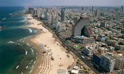 Road Trip Israel Tour 2012