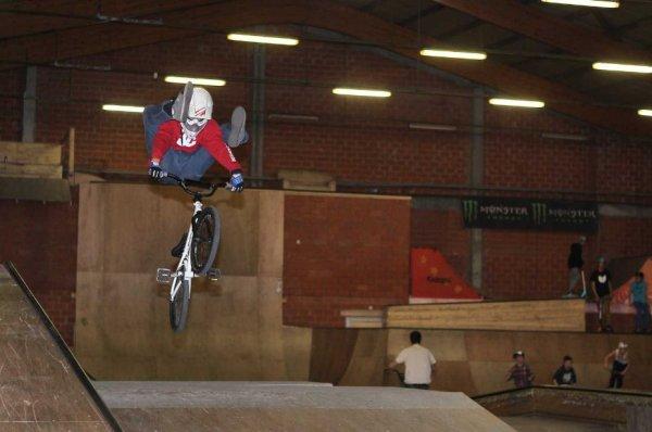 Cliker BMX