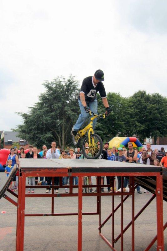 Fram Day 2013 Show Vélo Trial