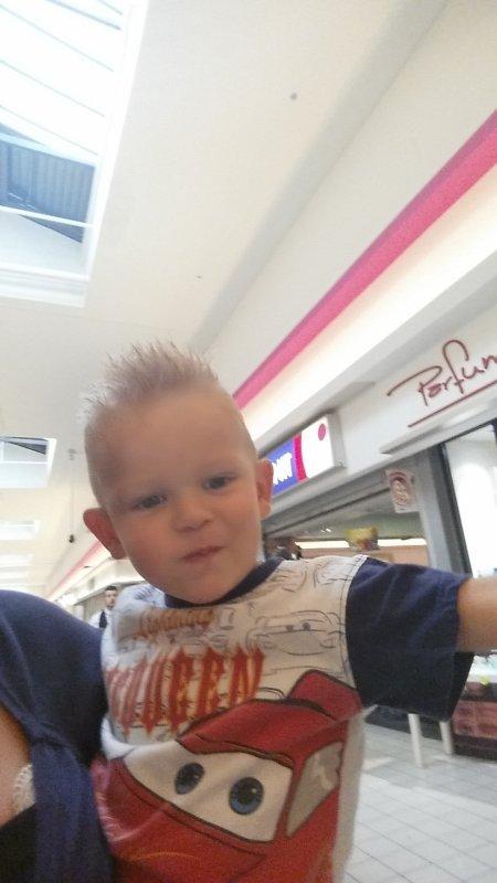 Nolan mon fils mon sang mon oxygène ma vie