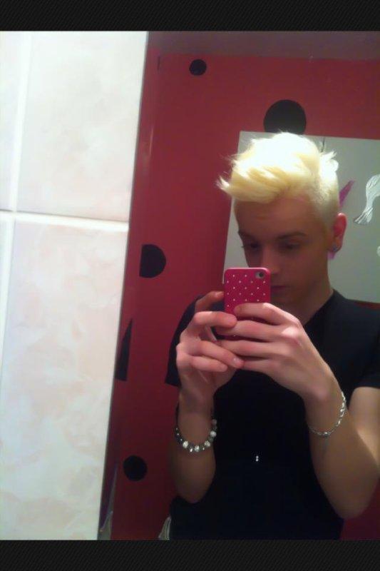 Mode Blond !