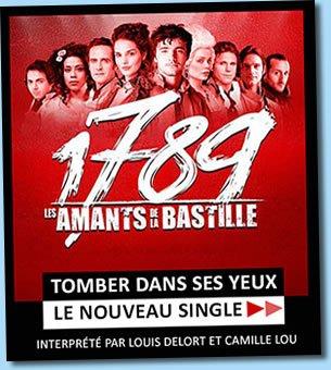 1789 Les Amants De La BastilleTomber Dans Ses Yeux (2012)