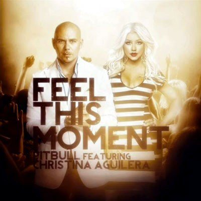 Pitbull feat. Christina Aguilera - Feel This Moment (2012)