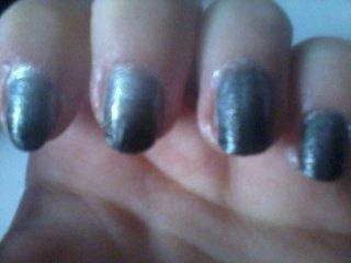 Nouveau Nail art :)