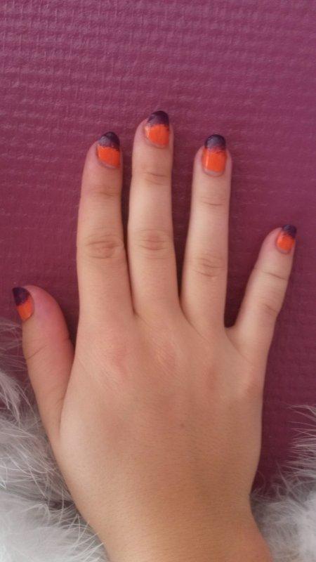 Mes nouveaux nail art :)