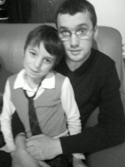 Ma filleule & moi <3