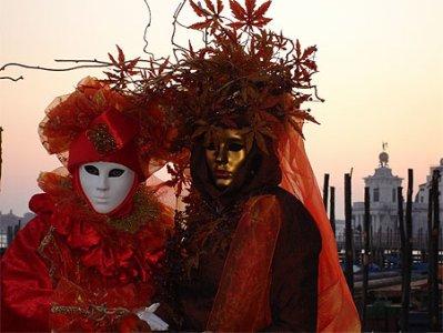 Carnaval de Venise (ou remonter le temps)