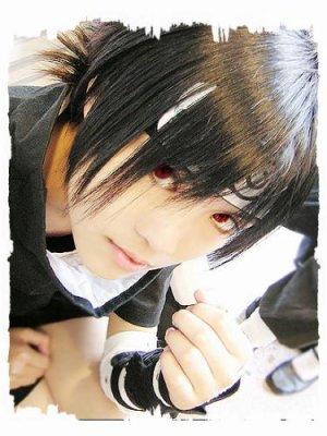 sasuke uchiwa  le cosplay