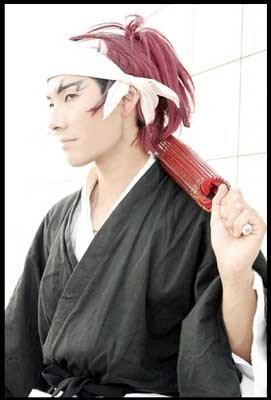 renji abarais cosplay