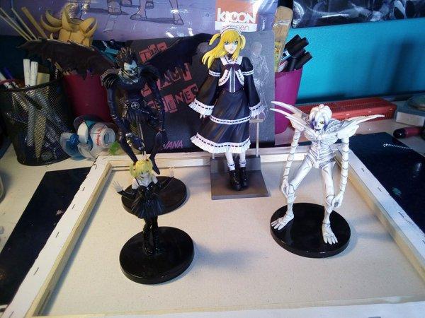 Mes figurines !