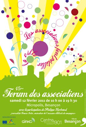 La JOC au Forum des Associations