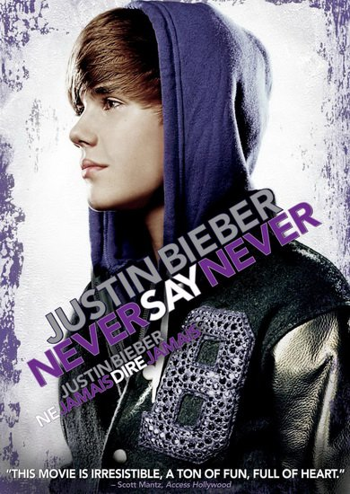 Justin Bieber - Never Say Never Le Film Maintenant Dispo Sur Megaupload !