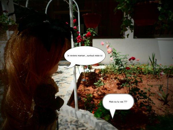 La suite : Au jardin
