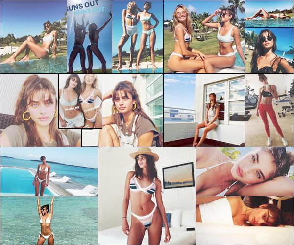 24/01/18 ─ Découvrez les dernières photos posté par Taytay lors de ses petites vacances sur instagram ! Taylor est une nouvelle fois parti au soleil afin de se reposer avant la fashion week de New York qui débutera dans quelques semaines. Chanceuuse.