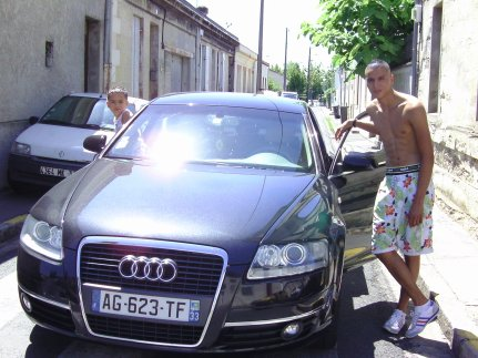 moi ac ma voiture!!!! aiaiaiai!!!!!!!!!!!!!!