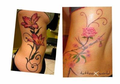 Oeillet Fleur Signification Tatouage Idee D Image De Fleur