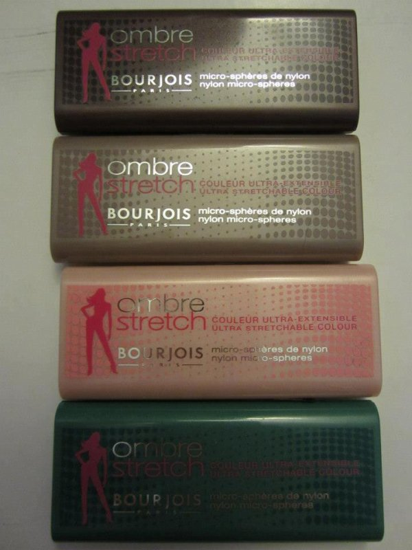 "Ombre stretch "" Bourjois Paris """