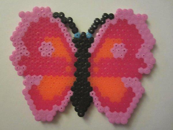 """Dessous de verre """"Papillon"""""""