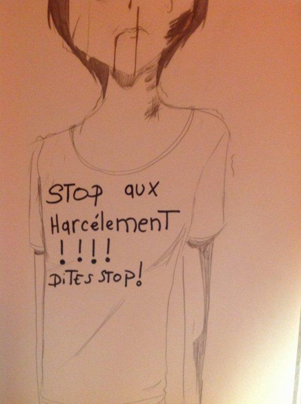 Voilà Ma Manière De Dire Stop Au Harcèlement Blog De
