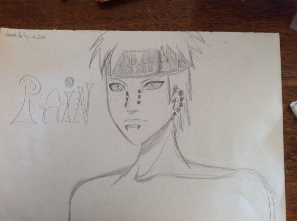 Pain de Naruto