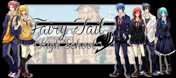 Létissias: Fairy tail High school