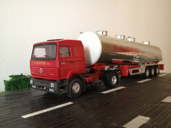 Renault G340 transports Rodiere
