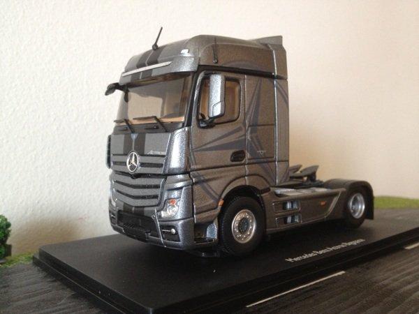 Mercedes mp4 bigspace