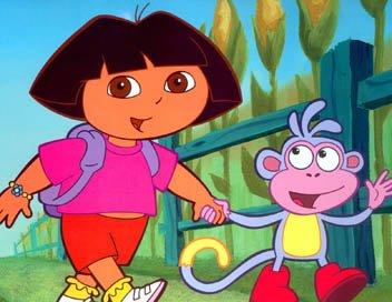 Dora et babouche une histoire de fou xd l 39 amiti c - Dessin de dora et babouche ...