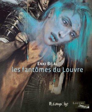 Enki Bilal - Les fantômes du Louvre  #34