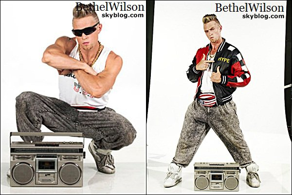 . WILSON BETHEL IS THE KING OF RAP ♥ Découvre les photos promotionnelles de sa WEB série, Stupid Hyde !  .