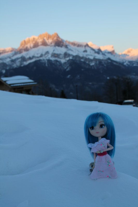 """Stela """"reina de las nieves"""" ♥"""
