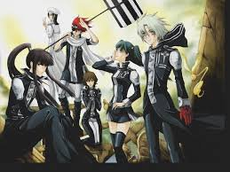 résumer manga d-gray man