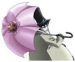 présentation personnage d-gray man 13 : Comte Millénaire