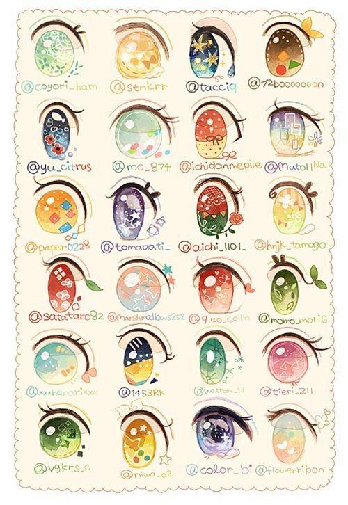 Spécial eyes