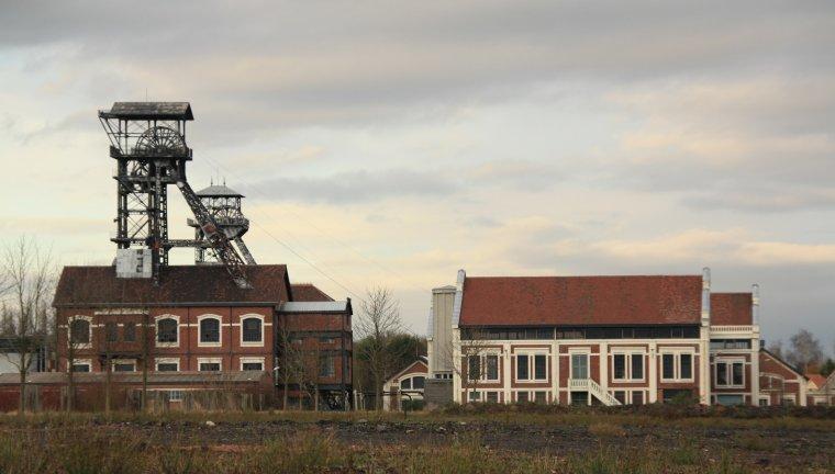 Chevalets encore visibles dans le Nord Pas de Calais partie 1.