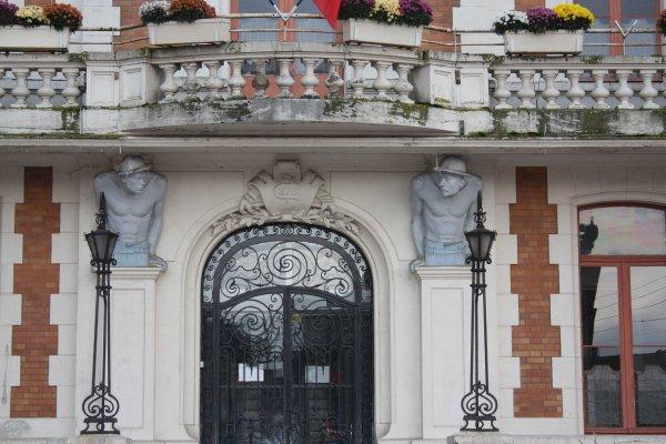 Hôtel de ville de Carvin,Pas de Calais