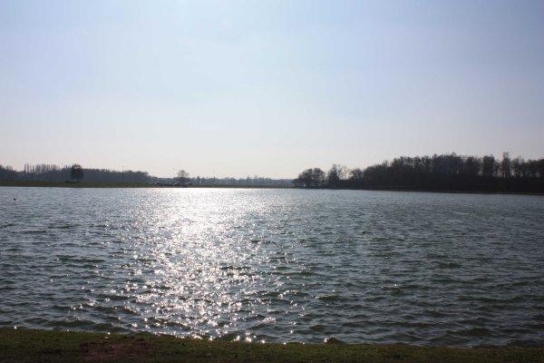Base de  loisirs de Wingles,Douvrin,Billy-Berclau dans le Pas de Calais.