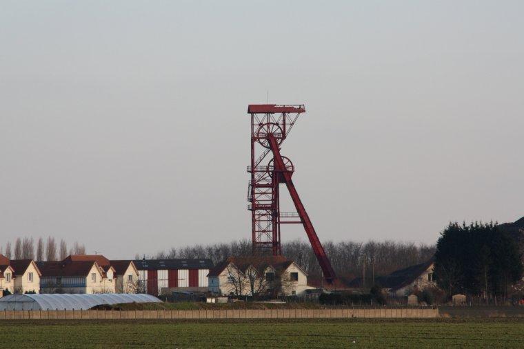Chevalets encore visibles dans le Nord Pas de Calais partie 2.