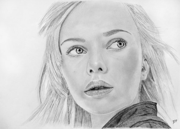 Scarlett Johansson ♥ ...