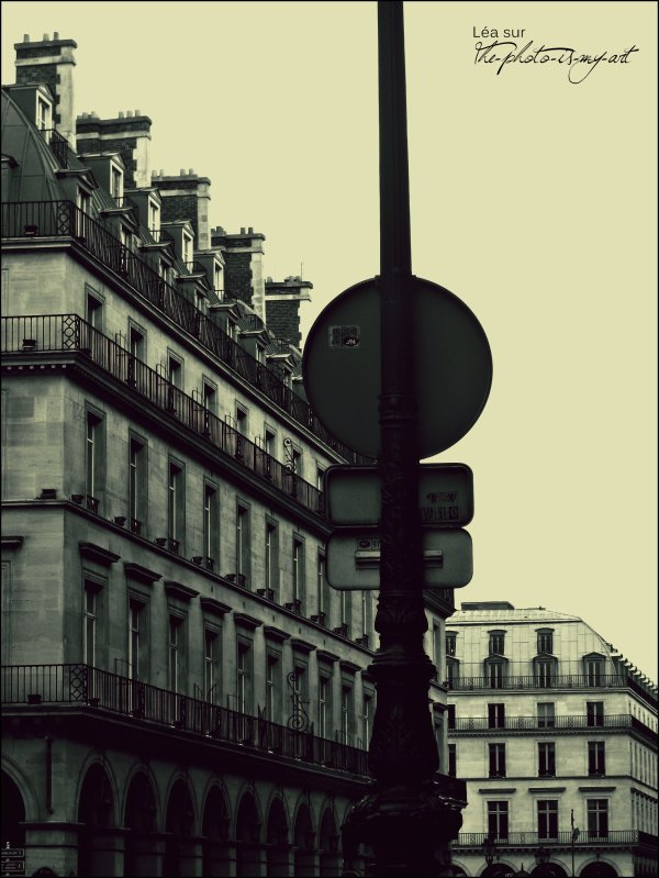 Paris! Oh Paris.