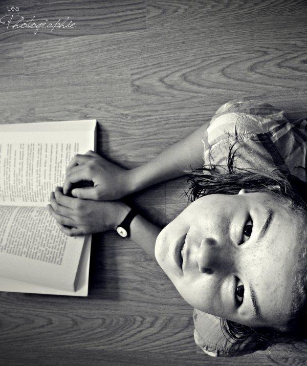 La joie d'Une lecture