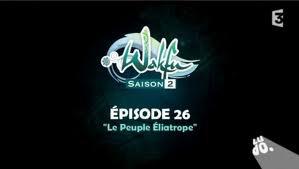 le résumé de l'épisode 26