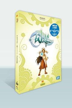 la fin de la saison 2 de wakfu en triple DVD .