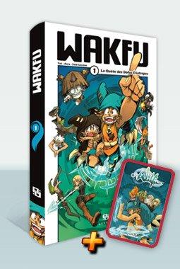 wakfu manga tome 1 disponible