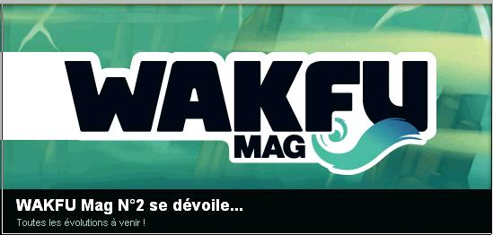 WAKFU MAG Numéro 2 !