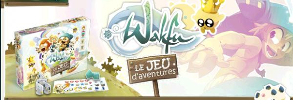 Wakfu le jeux d'aventure en vente chez JOUET CLUB et ANKAMASHOP !