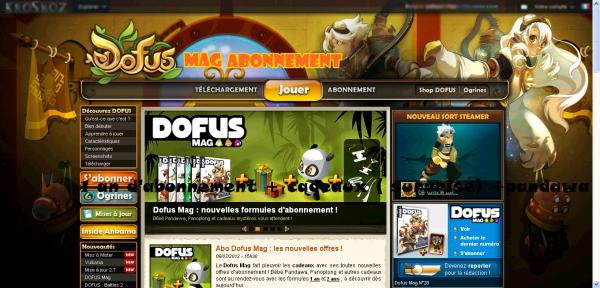 nouvelle offres ! abonnement+suprises+pandawa= SUPER COOL